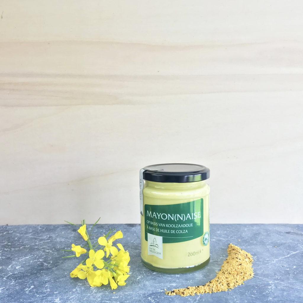 Koolzaad mayon(n)aise (de huile de colza)