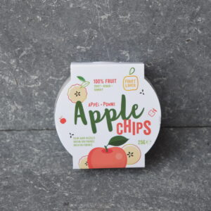 apple chips rood /rouge